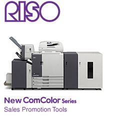 Riso Comcolor High Speed Inkjet Printers