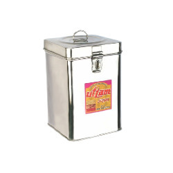 SS Grain Storage Container View Specifications Details of