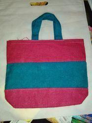 2 Color Jute Bag
