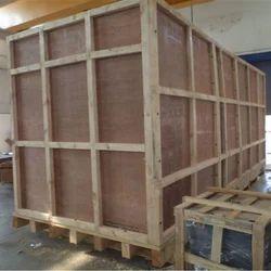 Heavy Duty Wooden Box