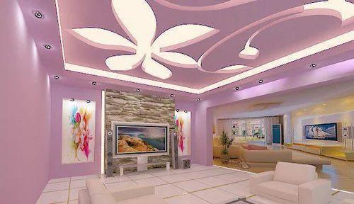 Pop Ceiling Service Pop Art Design Plaster Of Paris Design Wall