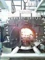IBR 500 Kg/HR Horizontal 3 Pass Smoke Tube Steam Boiler