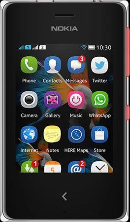 Nokia Asha 500 Dual SIM, Mobile Phone & Accessories | Idea