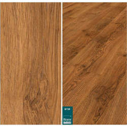 Windsor Oak Laminated Wooden Flooring