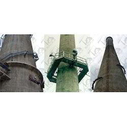 Chimney Scaffolding Cradle