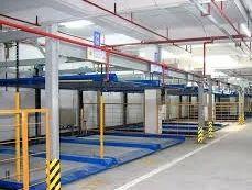 Sha Puzzle Parking Systems, 240 V, Capacity: 2500Kg