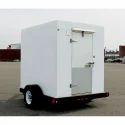 Mobile Freezer, Capacity: 01 Ton 100 Ton, 1500x2500x2500