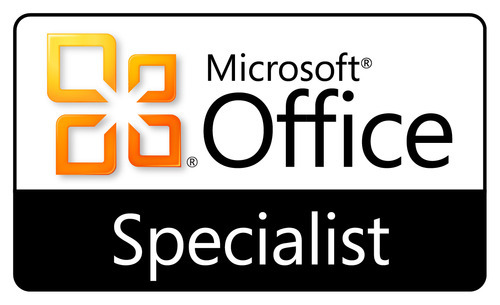 Image result for microsoft office specialist program