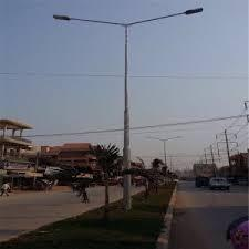 Street Light Electrical Erection Services