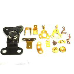 Metal Electronic Switchgear Components