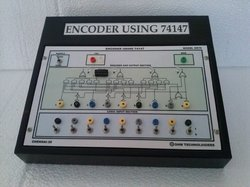 Decimal To Binary Encoder