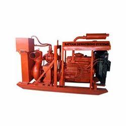 Dewatering Pumps - High Capacity Diesel Dewatering Pump Service