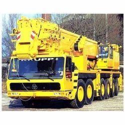 Krupp Rough Terrain Crane  Repair Service