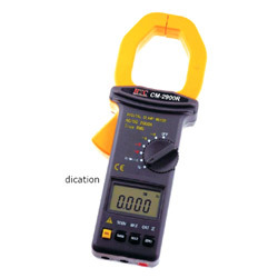 True RMS Digital Clamp Meter - HTC