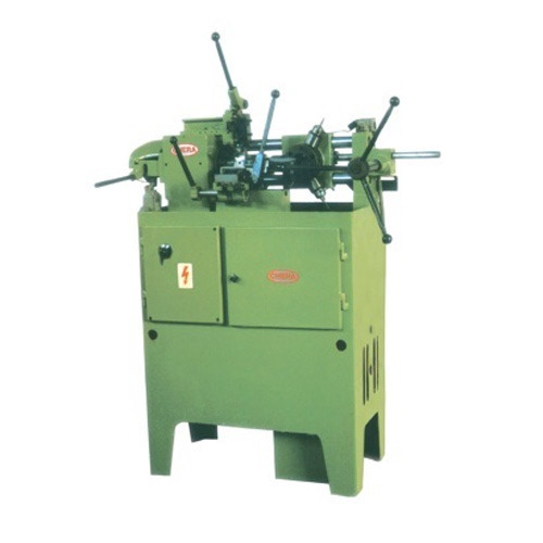 Semi-Automatic Capstan & Turret Lathe Machines