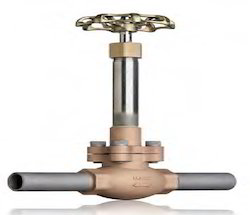 Cryogenic Brass Trim Globe Valve