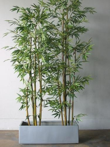 artificial bamboo plants at rs 3700 /set | mahipalpur | new delhi