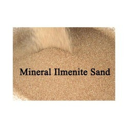 Brown Mineral Silmenite Sand, For Construction