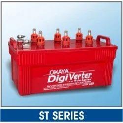 Okaya Inverter Batteries, Tall  Tubular Battery, Warranty: 2 Years