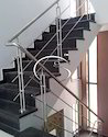 Stainless Steel 3K Pipe Railing