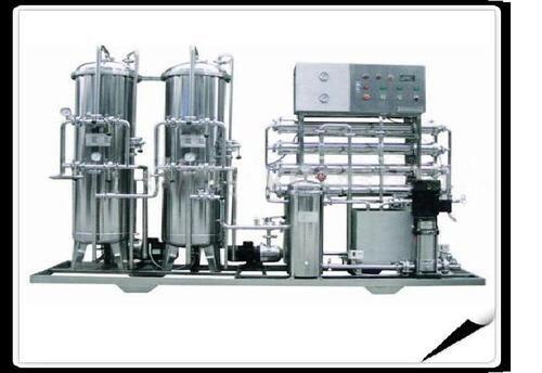 Semi-Automatic Reverse Osmosis Pure Water Machine