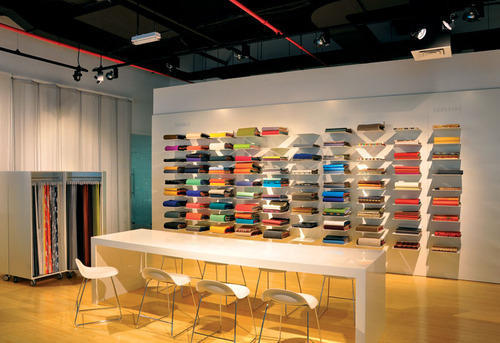 High Quality Showroom Interior Designing