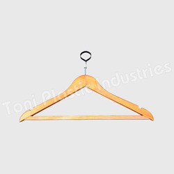 Anti Theft Wooden Hanger