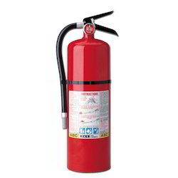 Fire Extinguishers ABC