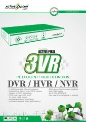 Tribrid Digital Video Recorder