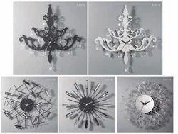 Diyas Wall Clock Infinity