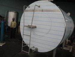 Bulk Milk Cooler