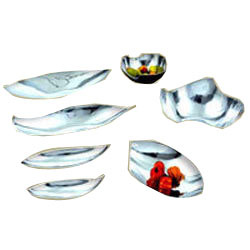 Aluminum Boat Shaped Trays