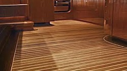 Cabin Wooden Flooring