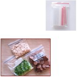 Ziplock Bag for Household Items