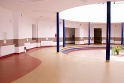 Vinyl Homogeneous Flooring Services