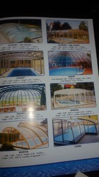 Swimming Pool Poly Carbonate Sheet