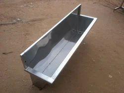 Silver Washbasine