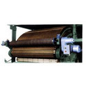 On Card Flat Grinding Roller