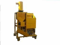 Arecanut Dehusking Machine