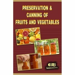 Vegetables Canning Preservation Book