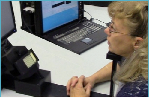 Eye Tracker ETL 101R Starter Eye Tracker Laboratory - Cad