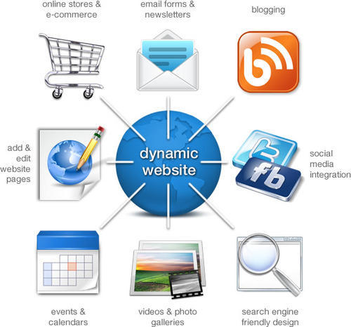 Dynamic Web Design Dynamic Website Dynamic Website Designer Dynamic Website Design Dynamic Web Page Design ड यन म क व ब ड ज इन ग स व ए In Sigra Varanasi Software Cafe Infotech Id 9372944033