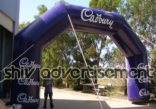 Inflatable Arch Advertisement Services