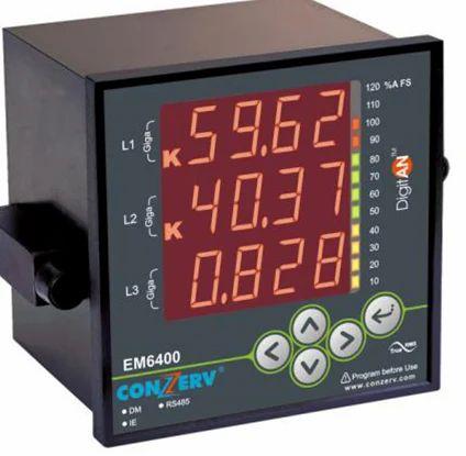 Schneider Em 6436 Dual Kilowatt Energy Meters At Rs 4500