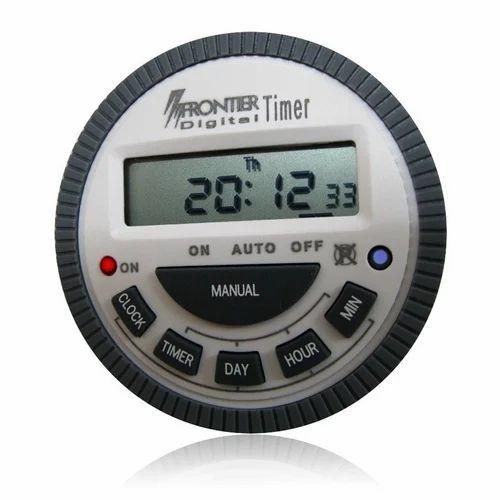 Frontier Digital Timer X on Tachometer Wiring Diagram