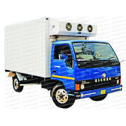 Vending Refrigerated Trucks