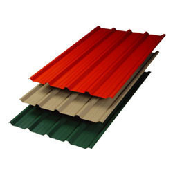 Roofing Sheet for Truss Work - View Specifications & Details of ...