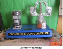 Governor Apparatus