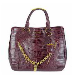 cd114b6b09db Leather Tote Bags - Manufacturers   Suppliers in India