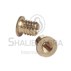 Brass Headed Screw Insert